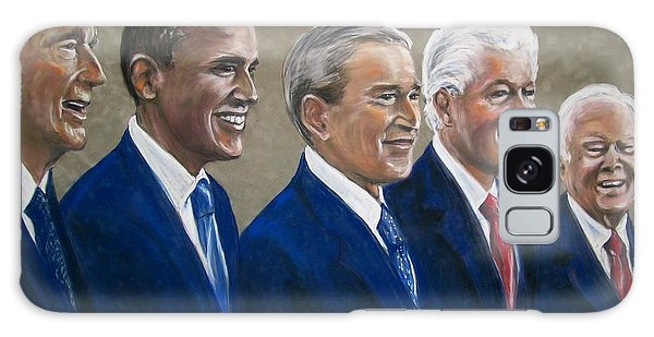 Five Living Presidents 2009 Galaxy Case