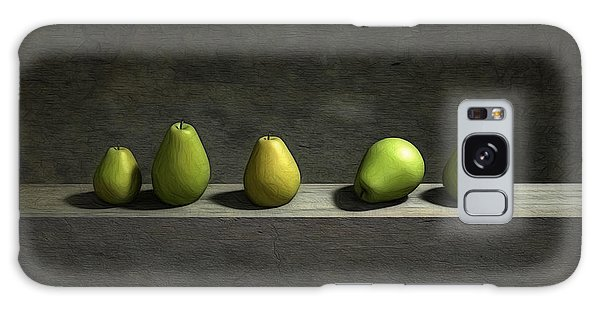 Five Pears Galaxy Case by Cynthia Decker