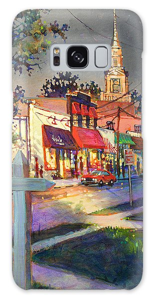 Five Points After Rain Galaxy Case