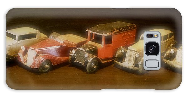 Five Toys From The Forties Galaxy Case