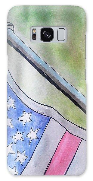 Flag Galaxy Case