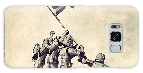 Nerd Galaxy Case - Flag Raising On Iwo Jima - Star Wars by Tony Leone