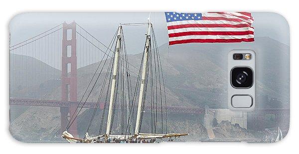 Flag Ship Galaxy Case
