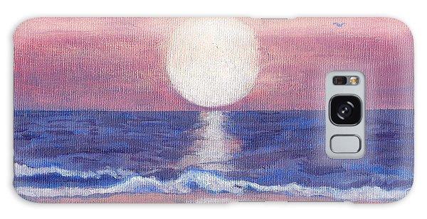 Flagler Beach Dream Galaxy Case