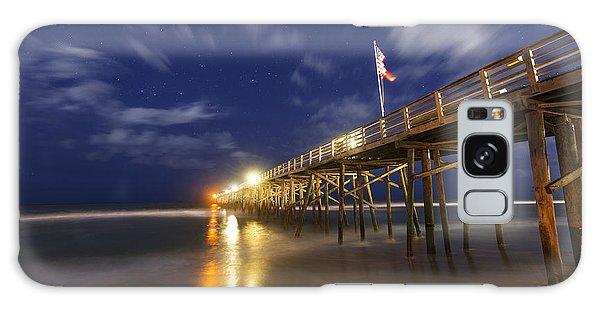 Flagler Galaxy Case - Flagler Pier by Dustin  LeFevre