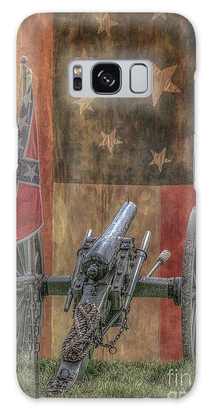 Cannon Galaxy Case - Flags Of The Confederacy by Randy Steele