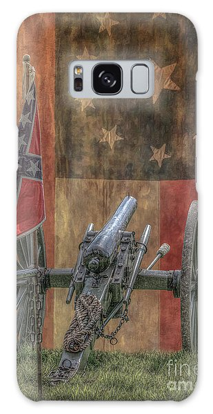 Flags Of The Confederacy Galaxy Case by Randy Steele