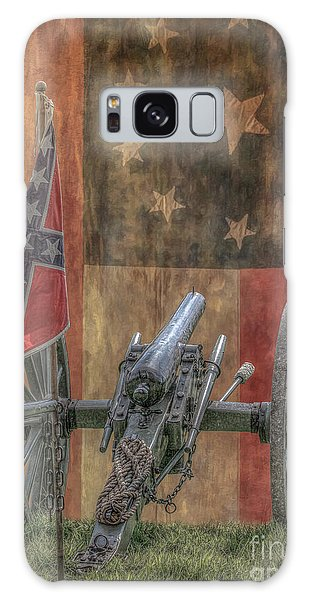 Flags Of The Confederacy Galaxy Case