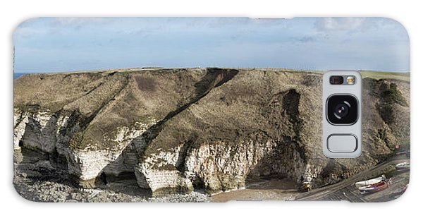 Flamborough North Landing Galaxy Case