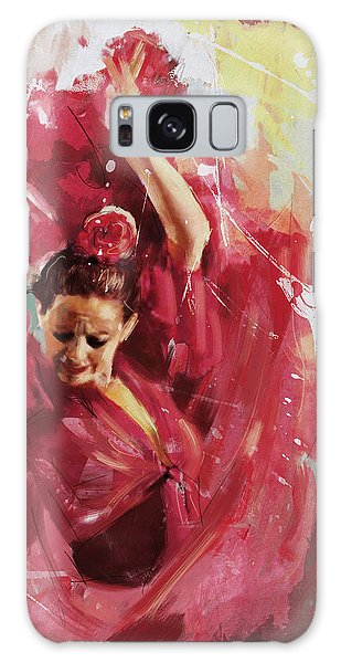 Tango Galaxy Case - Flamenco 34 by Maryam Mughal