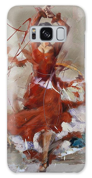 Tango Galaxy Case - Flamenco 37 by Maryam Mughal