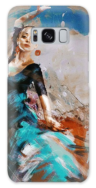 Tango Galaxy Case - Flamenco 42 by Maryam Mughal