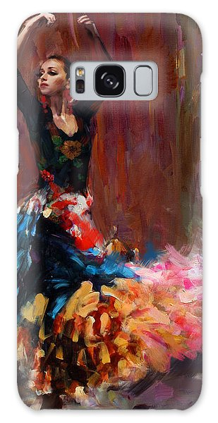 Tango Galaxy Case - Flamenco 50 by Maryam Mughal