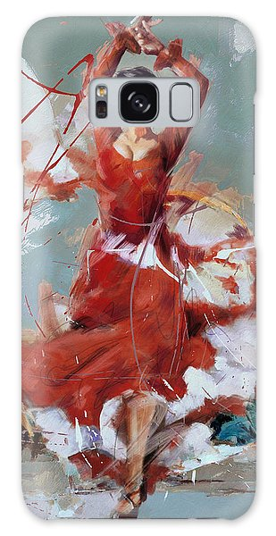 Tango Galaxy Case - Flamenco 55 by Maryam Mughal