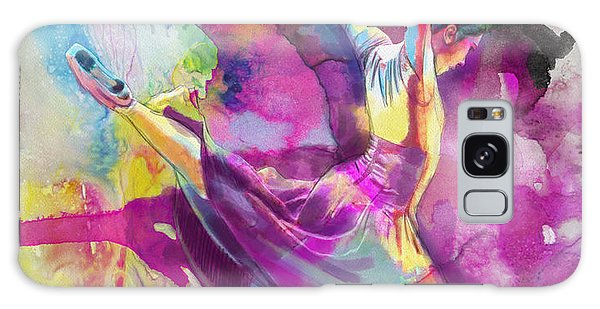 Tango Galaxy Case - Flamenco Dancer by Catf