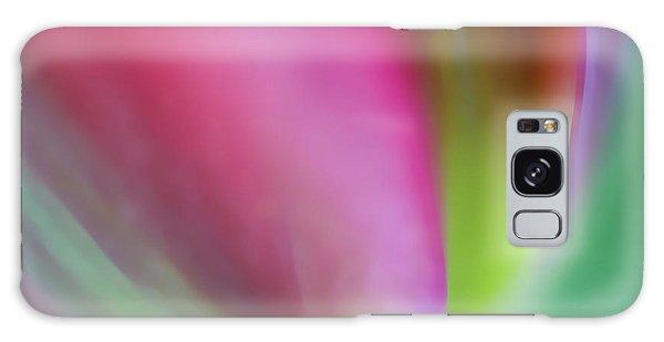 Flaming Tulip Galaxy Case