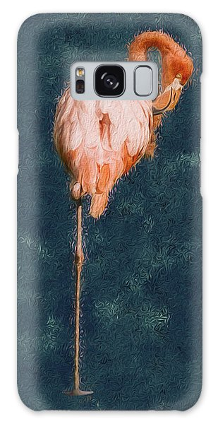 Flamingo - Happened At The Zoo Galaxy S8 Case