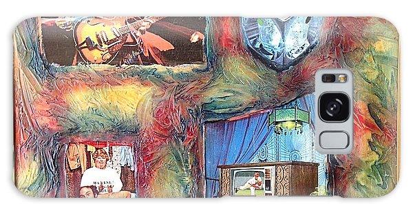 Alfredo Garcia Galaxy Case - Flash Generation By Alfredo Garcia by Alfredo Garcia