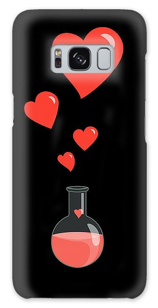 Flask Of Hearts Galaxy Case