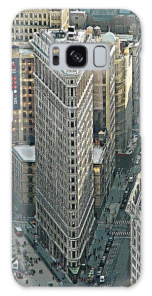 Flatiron Building Nyc 1 Galaxy Case
