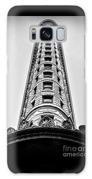 Flatiron Building - Prow Galaxy Case by James Aiken