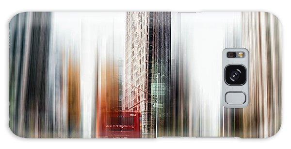 Buildings Galaxy Case - Flatiron by Carmine Chiriac??