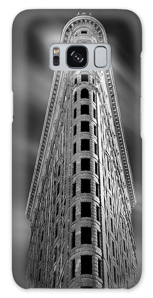 Famous Artist Galaxy Case - Flatiron Nights by Az Jackson