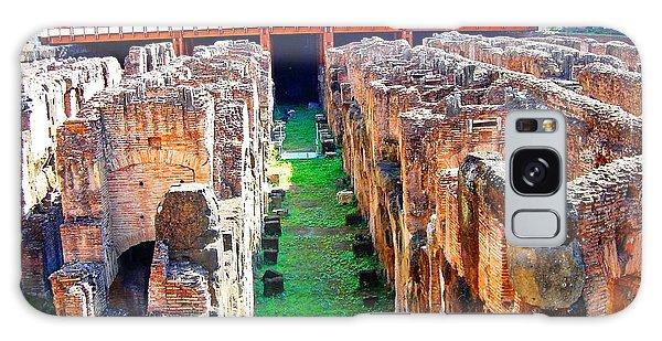 Flavian Amphitheatre Galaxy Case