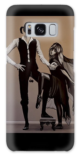 Fleetwood Mac Rumours Galaxy Case by Paul Meijering