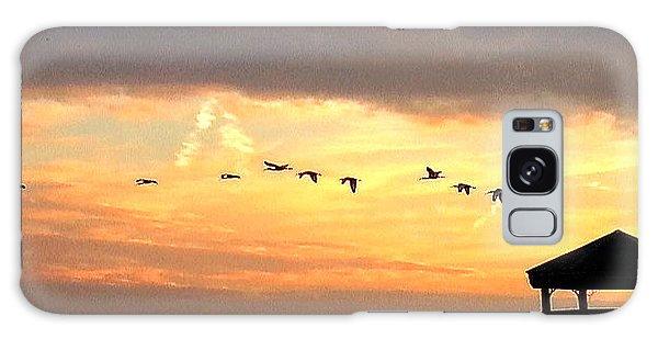 Flight Of Freedom Galaxy Case by Joetta Beauford
