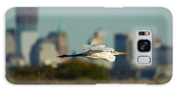 Flight Of The Great Egret Galaxy Case