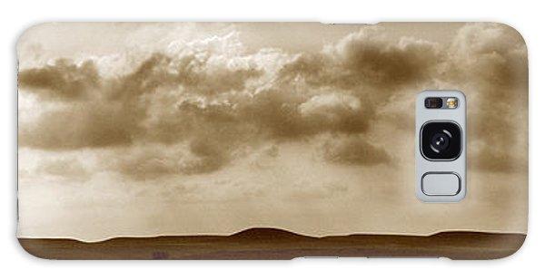 Flint Hills Panorama Galaxy Case by Thomas Bomstad