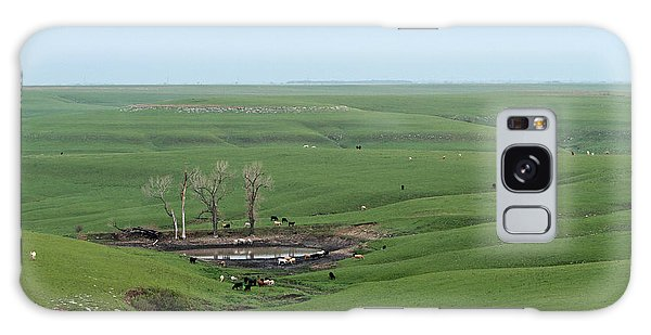 Flint Hills Ranch Galaxy Case