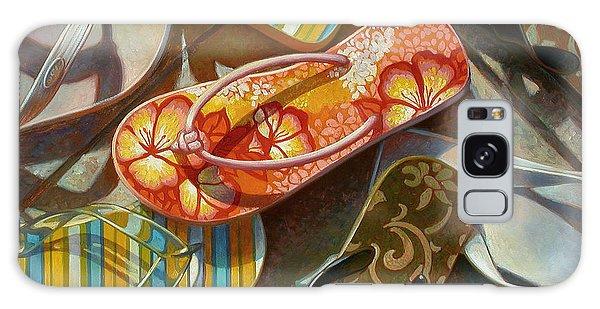 Summer Galaxy Case - Flip Flops by Mia Tavonatti
