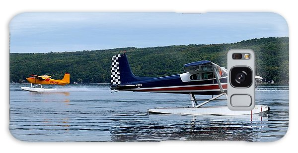 Float Planes On Keuka Galaxy Case