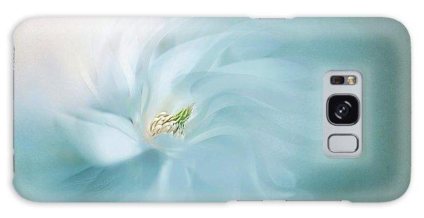Soft Galaxy Case - Floral Ballet by Jacky Parker