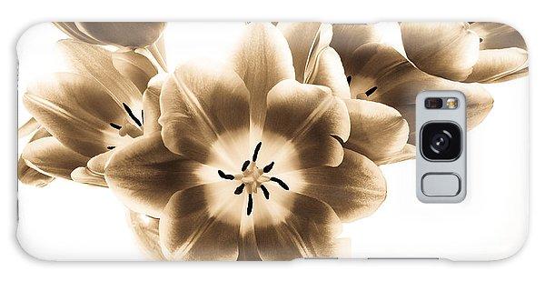 Floral Delight Galaxy Case