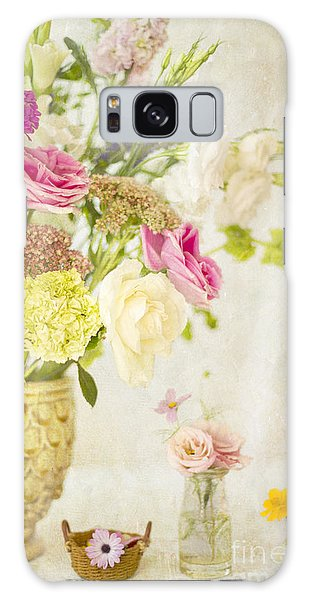 Floral Display Galaxy Case