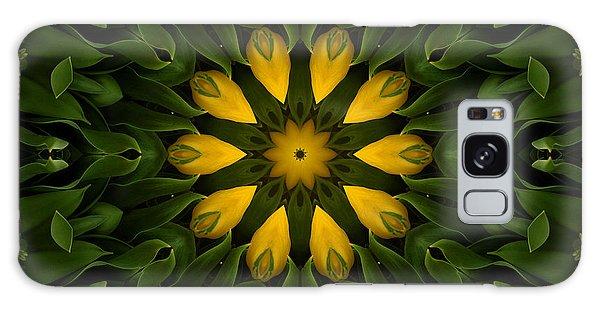 Floral Fantasy - 33 Galaxy Case