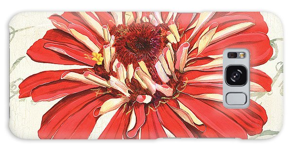 Flora Galaxy Case - Floral Inspiration 1 by Debbie DeWitt