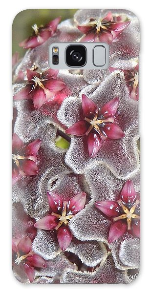 Floral Presence - Signed Galaxy Case