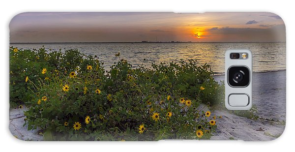 West Bay Galaxy Case - Floral Shore by Marvin Spates