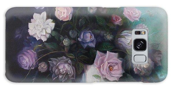 Floral Still Life Galaxy Case