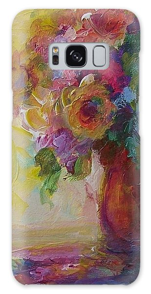 Floral Still Life Galaxy Case
