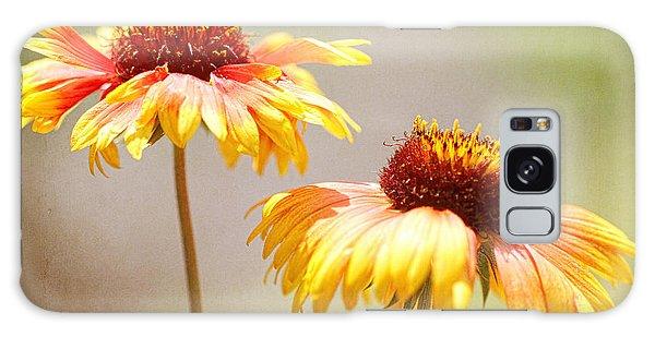 Floral Sunshine Galaxy Case