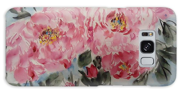 Floral8152012-2 Galaxy Case by Dongling Sun