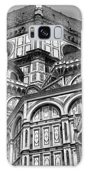 Florence Cathedral And Brunelleschi's Dome Galaxy Case