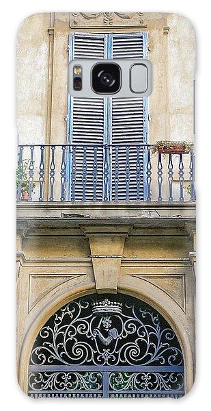 Florentine Apartment Galaxy Case by Karen Stephenson