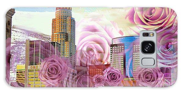 Las Flores De Los Angeles  Galaxy Case