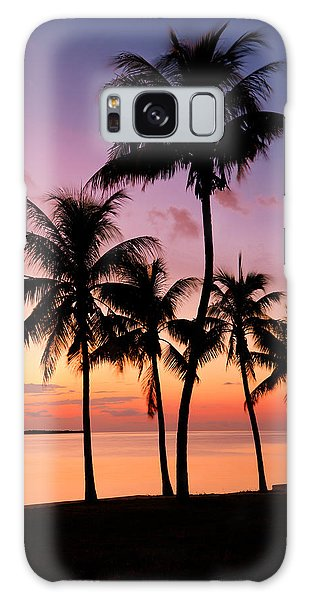 Florida Breeze Galaxy Case by Chad Dutson